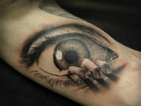 hand eye tattoo eye tattoos designs ideas and meaning tattoos for you