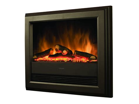 Fireplace Code by Dimplex Bach Electric In Black Fireplace World