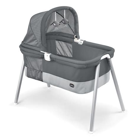 chicco lullago chicco lullago deluxe portable bassinet charcoal