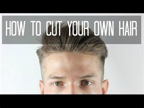 how to cut your own hair 5 hot tips best 25 classic mens haircut ideas on pinterest classic