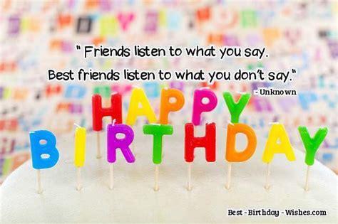 Happy Birthday Wishes To You Like 23 Birthday Wishes For Friends Best Friend Happy