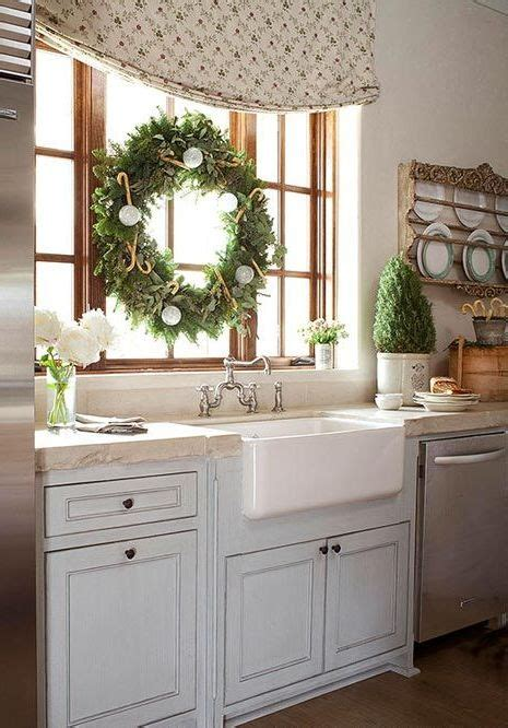 Kitchen Windows Decorating 40 Cozy Kitchen D 233 Cor Ideas Digsdigs