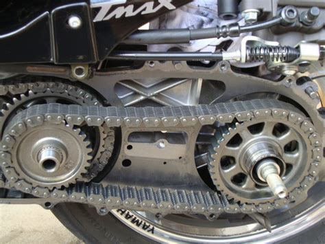 V Belt Scooter Matic Yamaha N Max Nmax Mbi difference courroie chaine