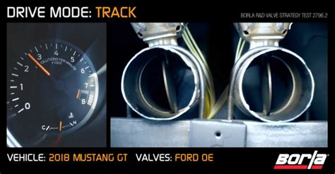 active exhaust valves work   ford mustang gt video borlaborla