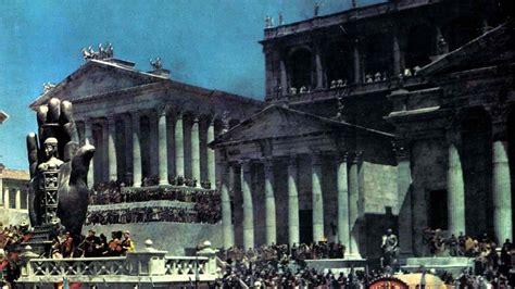 fall   roman empire  backdrops