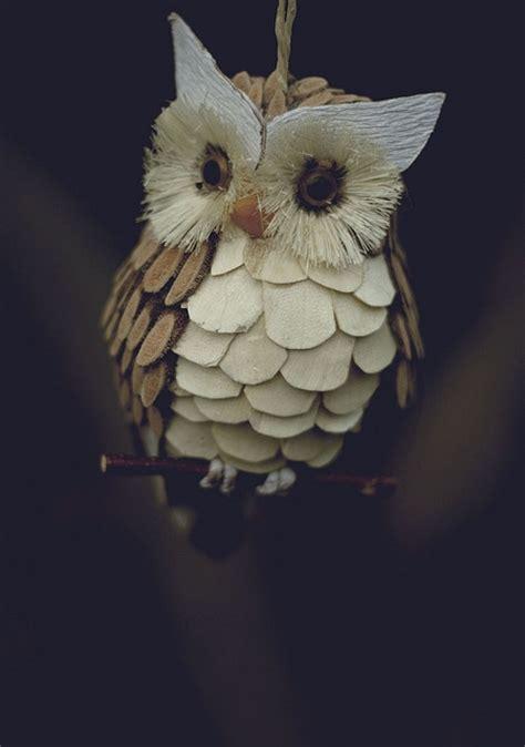 owl ornament owl crafts