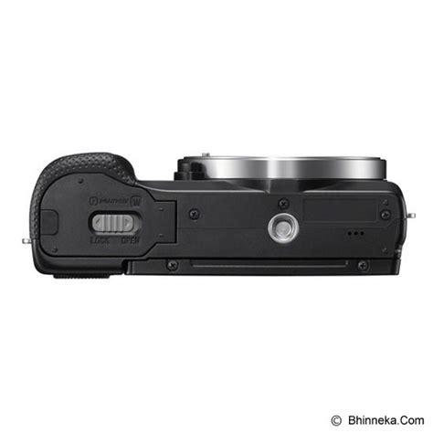 Kamera Sony Ilce 5000l jual sony mirrorless digital ilce 5000l b black merchant murah