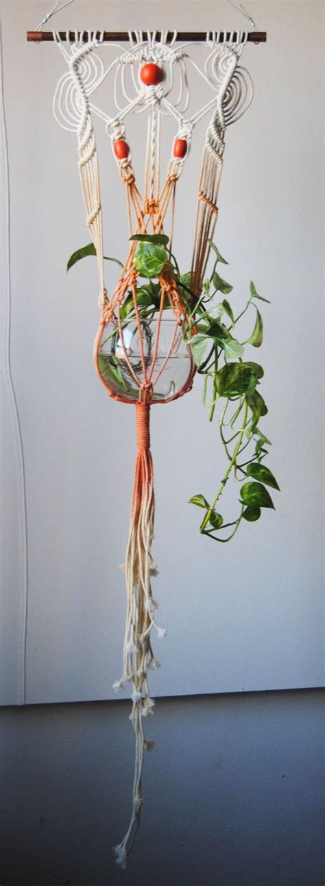 Hemp Plant Hangers - photo macrame plant hangers decor8 images