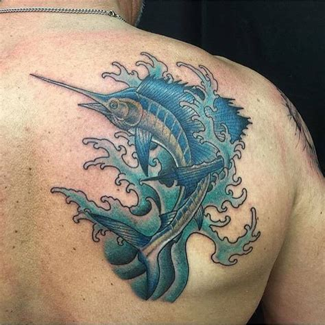 sailfish tattoo designs sailfish www pixshark images galleries with
