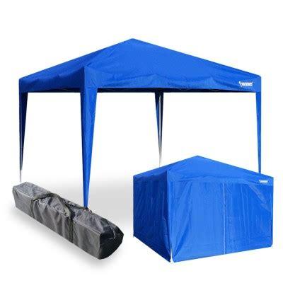 Tenda Gazebo 3x3 Gazebo C Laterali Tenda Chiusa Richiudibile 3x3
