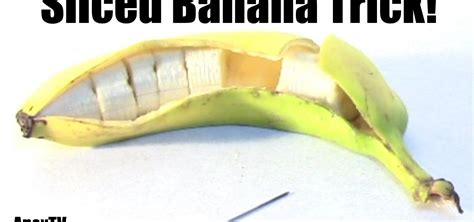 how to your tricks how to do the sliced banana trick 171 prop tricks wonderhowto