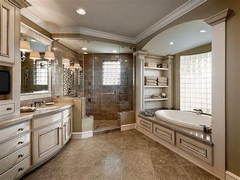 ideas for master bathrooms master bath bathroom design ideas newhairstylesformen2014