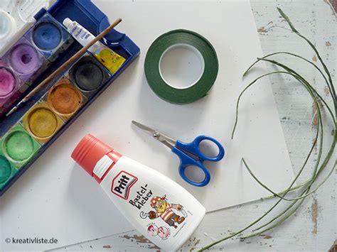 Basteln Mit Papier Blumen 3504 by Diy Blumen Basteln Die Sehen Aus Wie Echt Kreativliste