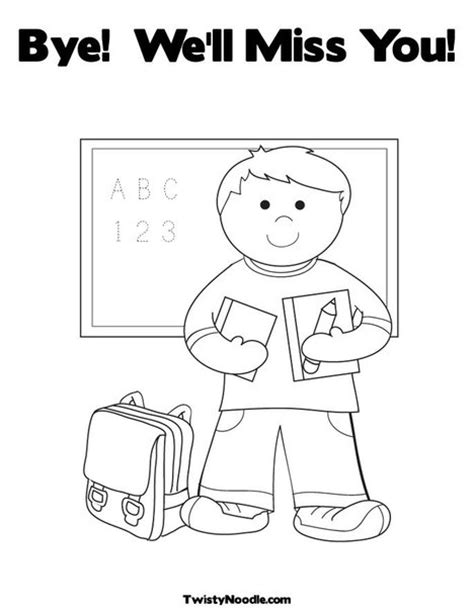 free coloring pages of i miss you