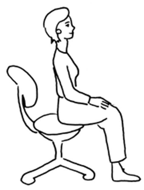 postura seduta seminario sulla postura