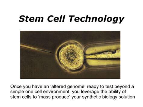 Synbio Ready synthetic biology