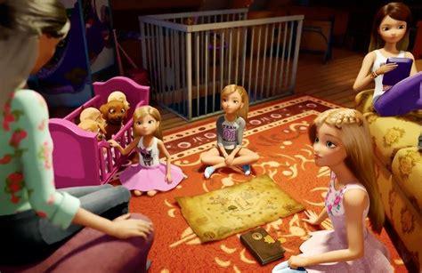 film barbie z pieskami barbie i siostry wielka przygoda z pieskami film animowany