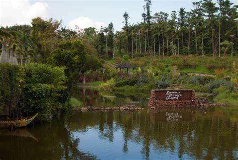 Okinawa Botanical Gardens Southeast Botanical Gardens Okinawa Hai