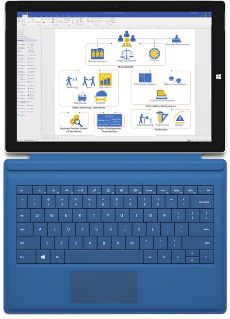ms visio flowchart maker diagramming software microsoft visio