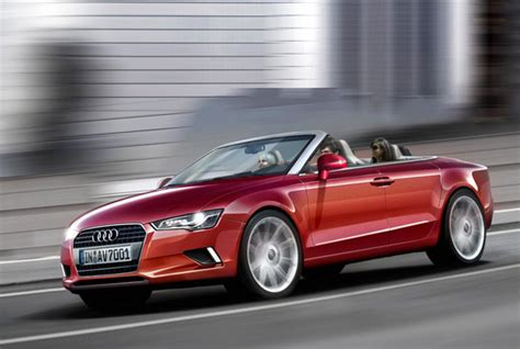 Audi A7 Cabrio by The Gallery For Gt Audi A7 Convertible Black