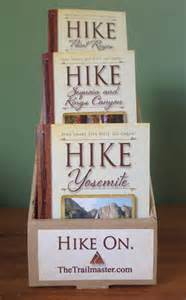 John mckinney has published 20 mini day hiking guide books with more