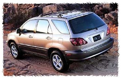 1999 lexus rx300 price 1999 lexus rx 300 review ratings specs prices and