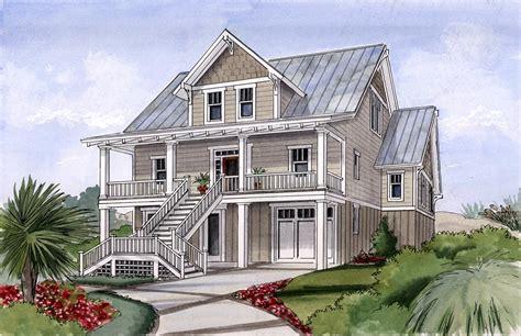 coastal home plans blue moon cottage coastal home plans