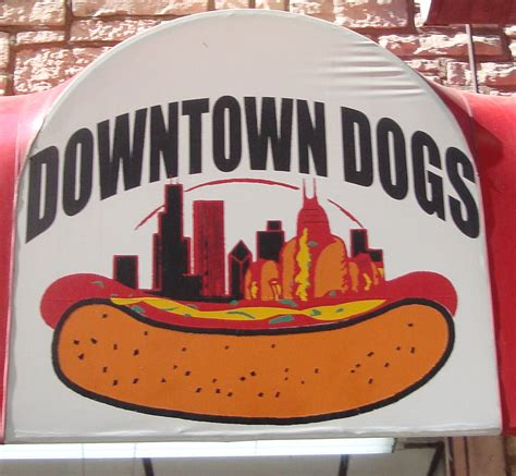 downtown dogs downtown dogs doggone dogs in the city the chicago el stop food hunt project