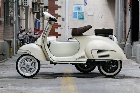 shanghai customs  electric sidecar scooter