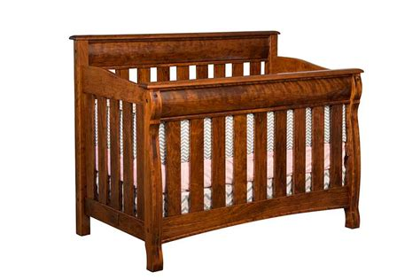 Amish Baby Crib by Amish Made Baby Furniture