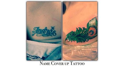 tattoo name cover up pics 30 incredible ideas to cover up name tattoos of your ex