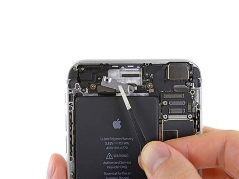 iphone 6 plus 5ghz wi fi antenna replacement ifixit repair guide