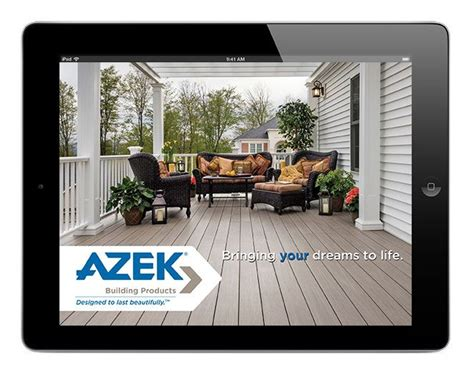 augmented reality home design ipad 1000 images about azek 3d ipad app on pinterest home