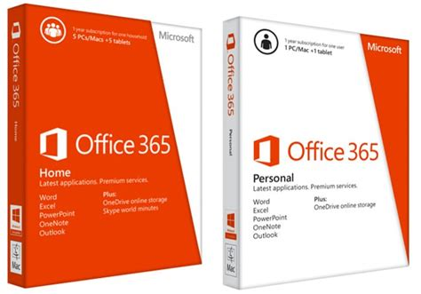 Office Package Microsoft Offer Value Edition Of Office 365 Ebuyer