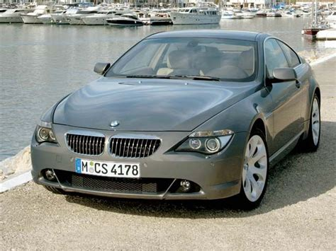 how does cars work 2004 bmw 645 auto manual bmw 645ci first look review european car magazine