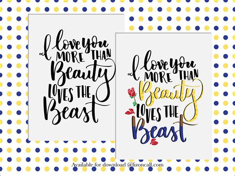 printable version of beauty and the beast beauty and the beast printable liz on call