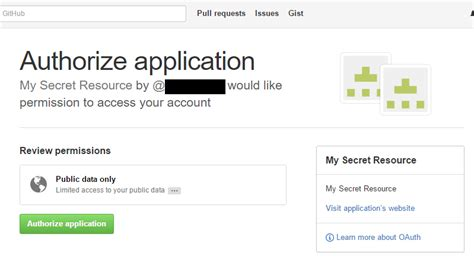 github oauth tutorial oauth2 tutorial using github as authentication service