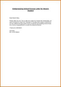 9 school excuse letter for vacation sle lease template