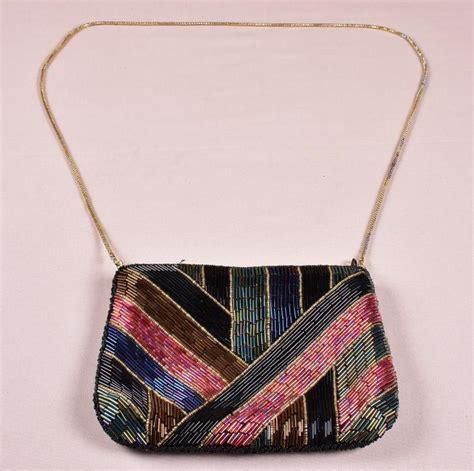 la regale beaded purse vintage la regale beaded purse