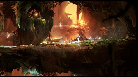 Live Ori ori and the blind forest free version pc
