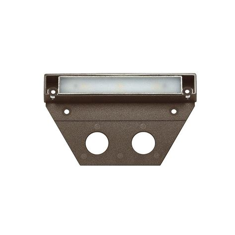 what is integrated led lighting hinkley lighting ultra warm bronze integrated led