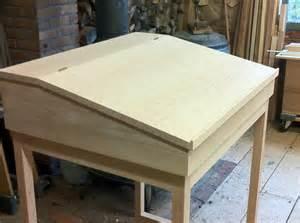 handmade shaker writing desk a work in progress hawk