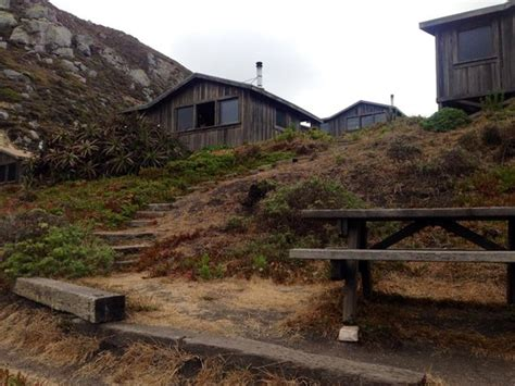 Steep Ravine Cabin by View Of Cabins From Picture Of Steep