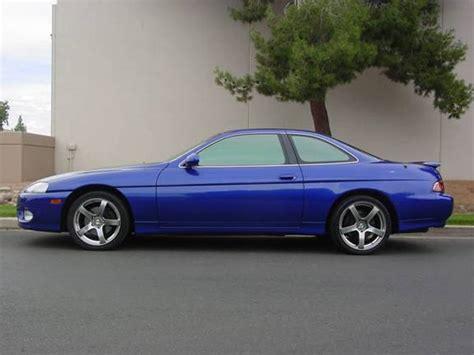 lexus sc400 blue fs 1997 lexus sc400 royal saphire pearl black leather