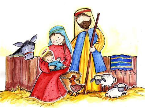 imagenes del nacimiento de jesus en dibujos animados im 225 genes de pesebres animados para compartir banco de