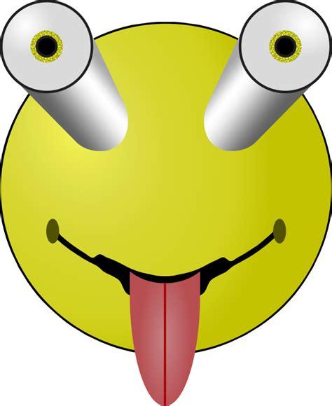 bug eyed clipart bug eyed and tounge