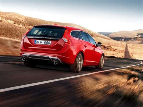 2014 volvo v60 to offer new 4 cylinder turbo autobytel
