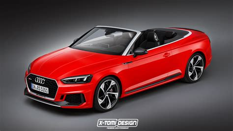 Audi Rs5 Cabrio by 2018 Audi Rs5 Is Now A Shooting Brake Cabriolet And