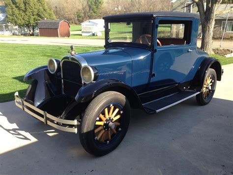 1927 dodge brothers 1927 dodge dodge brothers 124 series coupe for sale