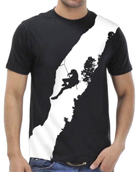 Tshirtt Shirtkaos Rock Climbing mens t shirt collections complete variety of mens wear